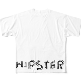 Hipster Full graphic T-shirts