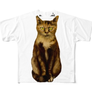 TNR 愛ちゃん Full graphic T-shirts