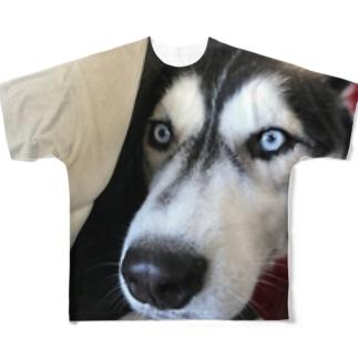見つめる先には… その2 Full graphic T-shirts