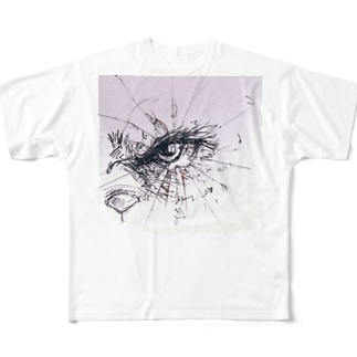The Beast Full graphic T-shirts