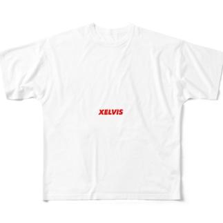 ゼルビス! Full graphic T-shirts