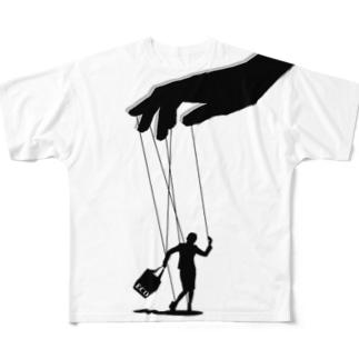 エコバッグダイスキ Full graphic T-shirts