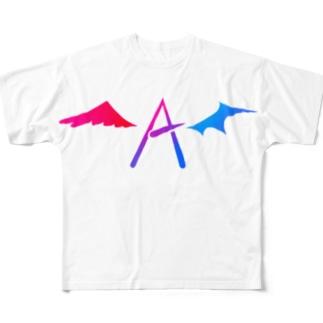 Aria&Alto Full graphic T-shirts