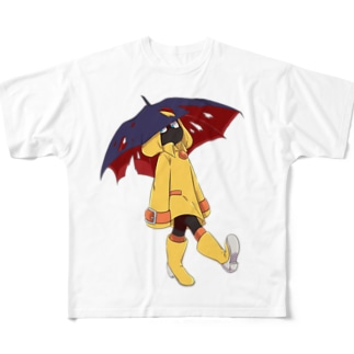 No.93 Full graphic T-shirts