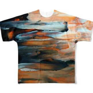 Ns Full graphic T-shirts