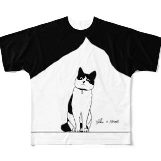 100%AMOR Full graphic T-shirts