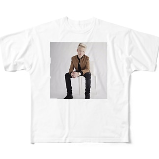 Carson Full graphic T-shirts