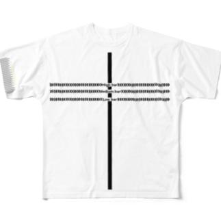 【Mサイズ用】トレニンーグガイドTシャツ Full graphic T-shirts