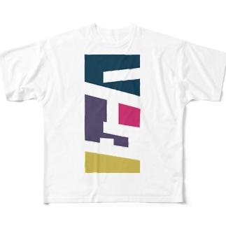 ソータさん名入れグッズ(カタカナ)難読? 苗字  Full Graphic T-Shirt