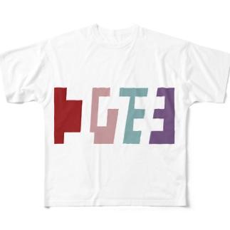 ユウキさん名入れグッズ(カタカナ)難読? 苗字  Full graphic T-shirts