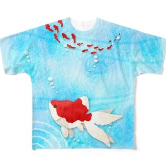 金魚08.5 All-Over Print T-Shirt