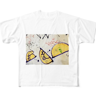street Full graphic T-shirts
