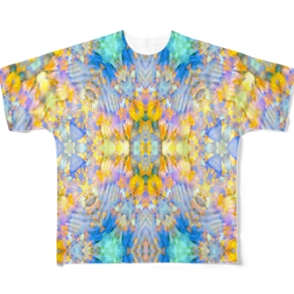 The Stone Flower Full graphic T-shirts