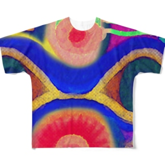 Watch Full graphic T-shirts