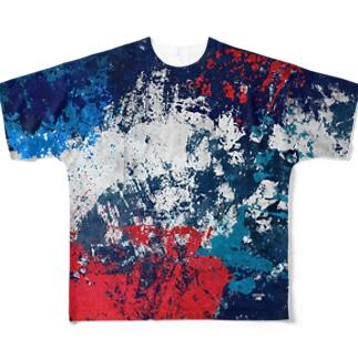 grange Full graphic T-shirts