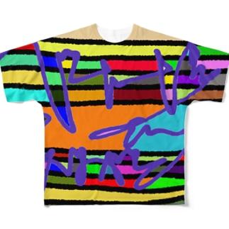 りょうた フルグラTシャツ② Full graphic T-shirts