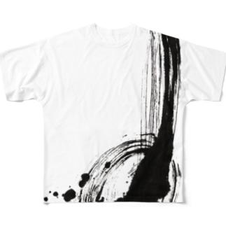 玄龍 Full graphic T-shirts