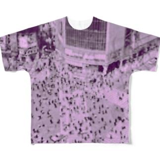 私の渋谷。 Full graphic T-shirts