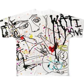 TABAKO All-Over Print T-Shirt