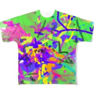 混沌 Full graphic T-shirts