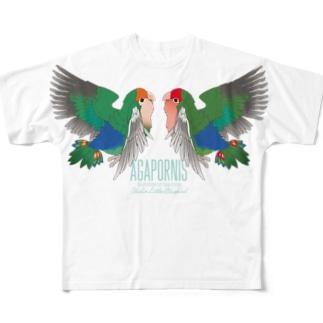 コザクラビューティー Full graphic T-shirts