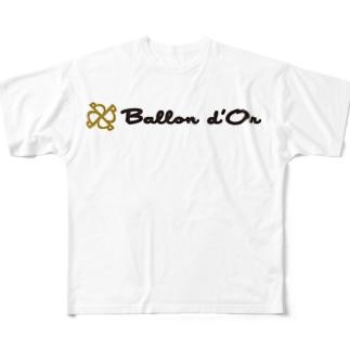 ピクシー ver. Full graphic T-shirts