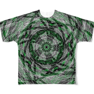 Zentangle-part3 Full graphic T-shirts