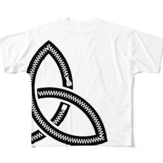 JUGEMU SHIRO Full graphic T-shirts