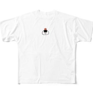 ギリギリギリオ Full graphic T-shirts