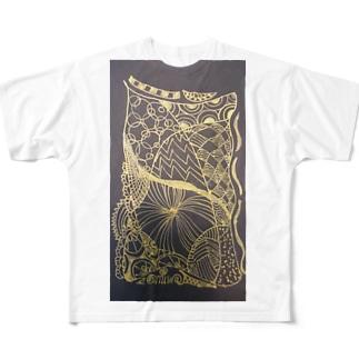 goldheart Full graphic T-shirts