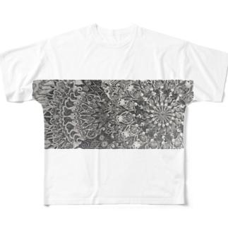 メメント・モリ Full graphic T-shirts