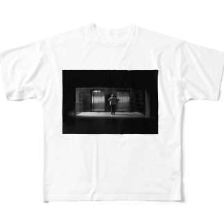 shadow  Full graphic T-shirts