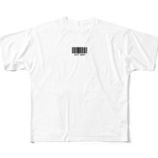 2016  0604 藤桐祭 Full graphic T-shirts