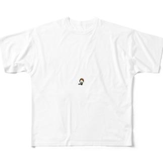 シルクロード Full graphic T-shirts
