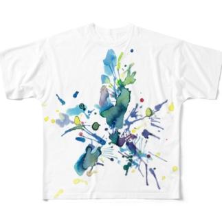 Star Full graphic T-shirts