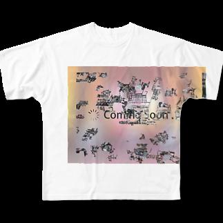 村田 直行のFull graphic T-shirts