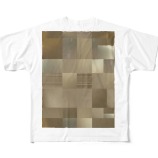 SoupGlITch Full graphic T-shirts