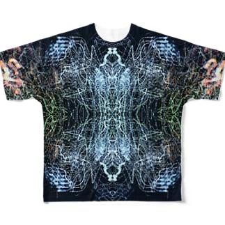 soul フルグラフィックTシャツ