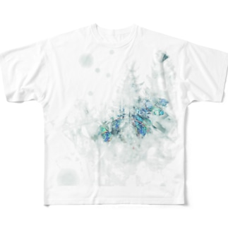 pales1 Full graphic T-shirts