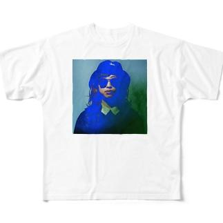 【期間限定】まなMIX Full graphic T-shirts