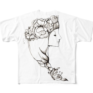 Karen Full graphic T-shirts