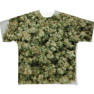 タイマー Full graphic T-shirts