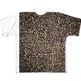 ペリゴールの黒トリュフ風味 Full graphic T-shirts