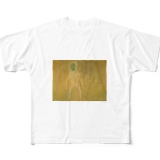 ダーティー Full graphic T-shirts