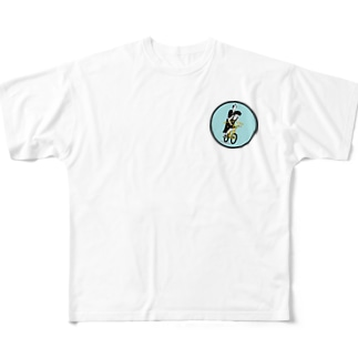 いばスタ#2 All-Over Print T-Shirt