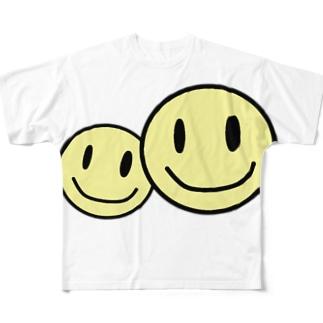 にこ2 Full graphic T-shirts