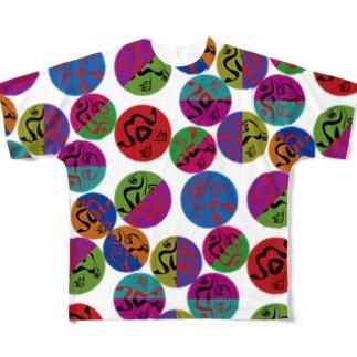 やごすけ Full graphic T-shirts
