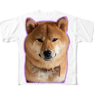 【かぼすさん】フルグラフィックTシャツ Full graphic T-shirts