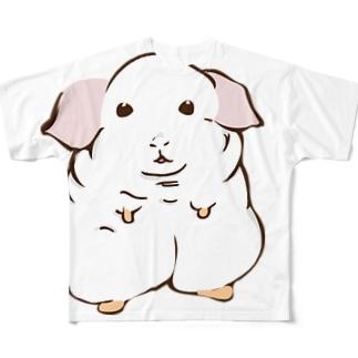 突然のガン見 Full graphic T-shirts