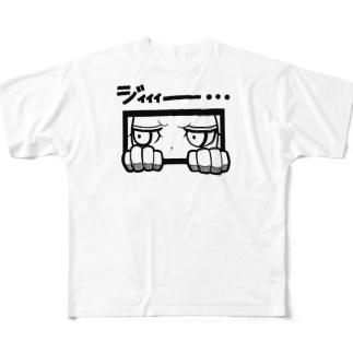 ジィィィー・・・ Full graphic T-shirts